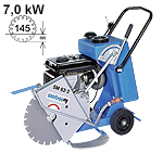 Pavement saw SM 62-2 Hd